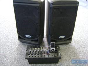 Verhuur van geluidssets al vanaf €60,-